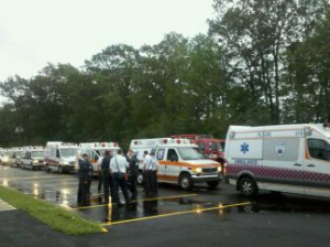 Aetna ASM Johnson Memorial Medical Center Hospital Evacuation