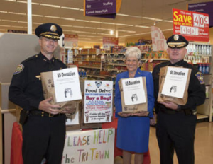 Emergency of Hunger Food Drive Wyman Reed Kenny Manchester South Windsor Vernon