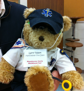 Manchester Early Childhood Fair: Bear-a-medic