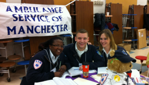 ASM at Manchester Early Childhood Fair 2012