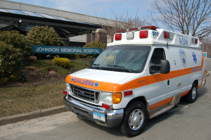 Johnson Memorial Medical Center and Ambulance Service of Manchester