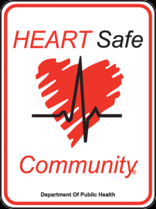 ASM Ambulance Heartsafe Community CPR AED