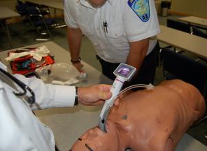 ASM and Aetna Ambulance use King Vision Video Laryngoscope