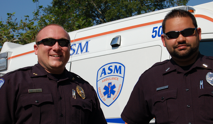 Windsor EMS and ASM Celebrate 1 Year