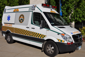 Aetna Sprinter Ambulance