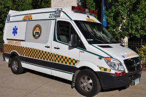 Aetna Sprinter Ambulance