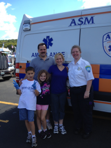 Make-a-Wish Foundation - Ambulance Service of Manchester