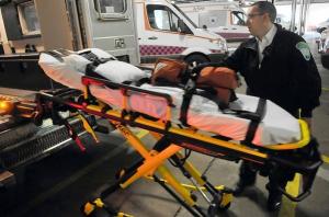 Brian Langan Ambulance Service of Manchester