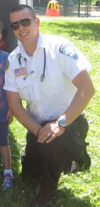 Tiago Paula Santos - Aetna Ambulance Service