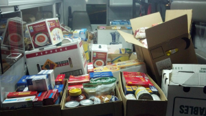 Emergency of Hunger Food Drive - Ambulance Service of Manchester