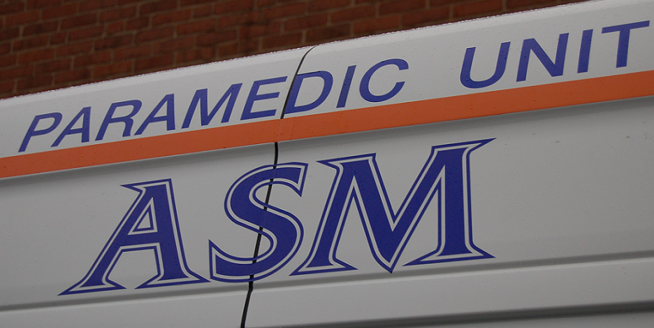 Ambulance Service of Manchester: Johnson Memorial Medical Center - Stafford Springs, CT