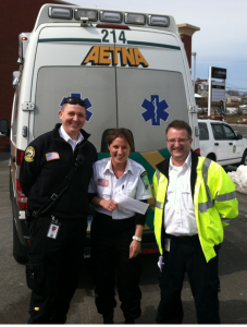 Aetna Ambulance Service, Inc. - Michelle LaVoie