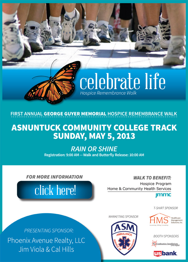 ASM Supports JMMC's Home and Community – Celebrate Life Walk