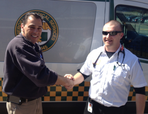 Sean Piscopiello - Aetna Ambulance Service, Inc.