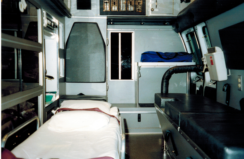 2000 ASM Ambulance B