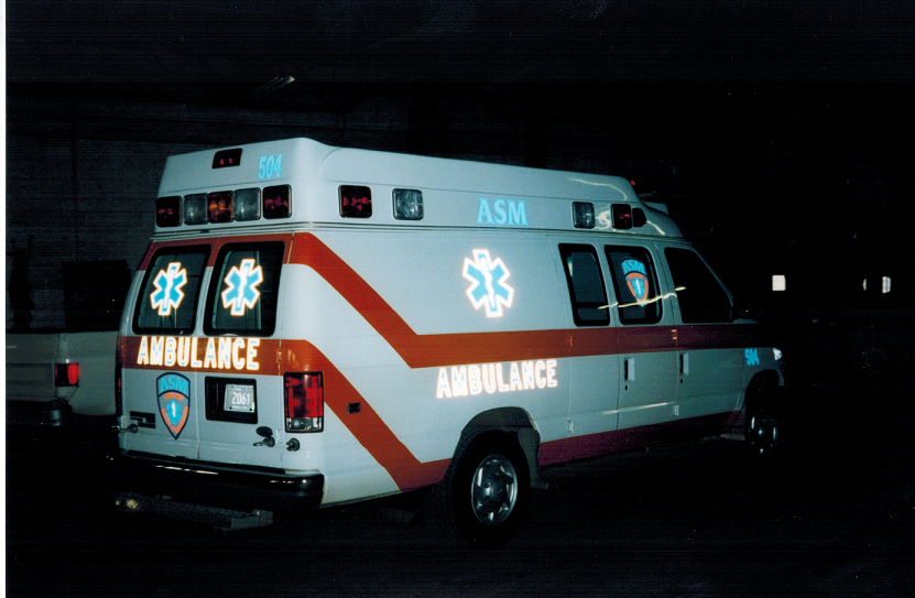 2000 ASM Ambulance
