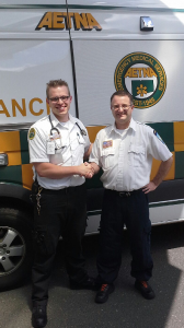 Greg Kendall - Aetna Ambulance Service, Inc.